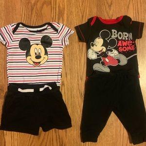 Disney outfit-set